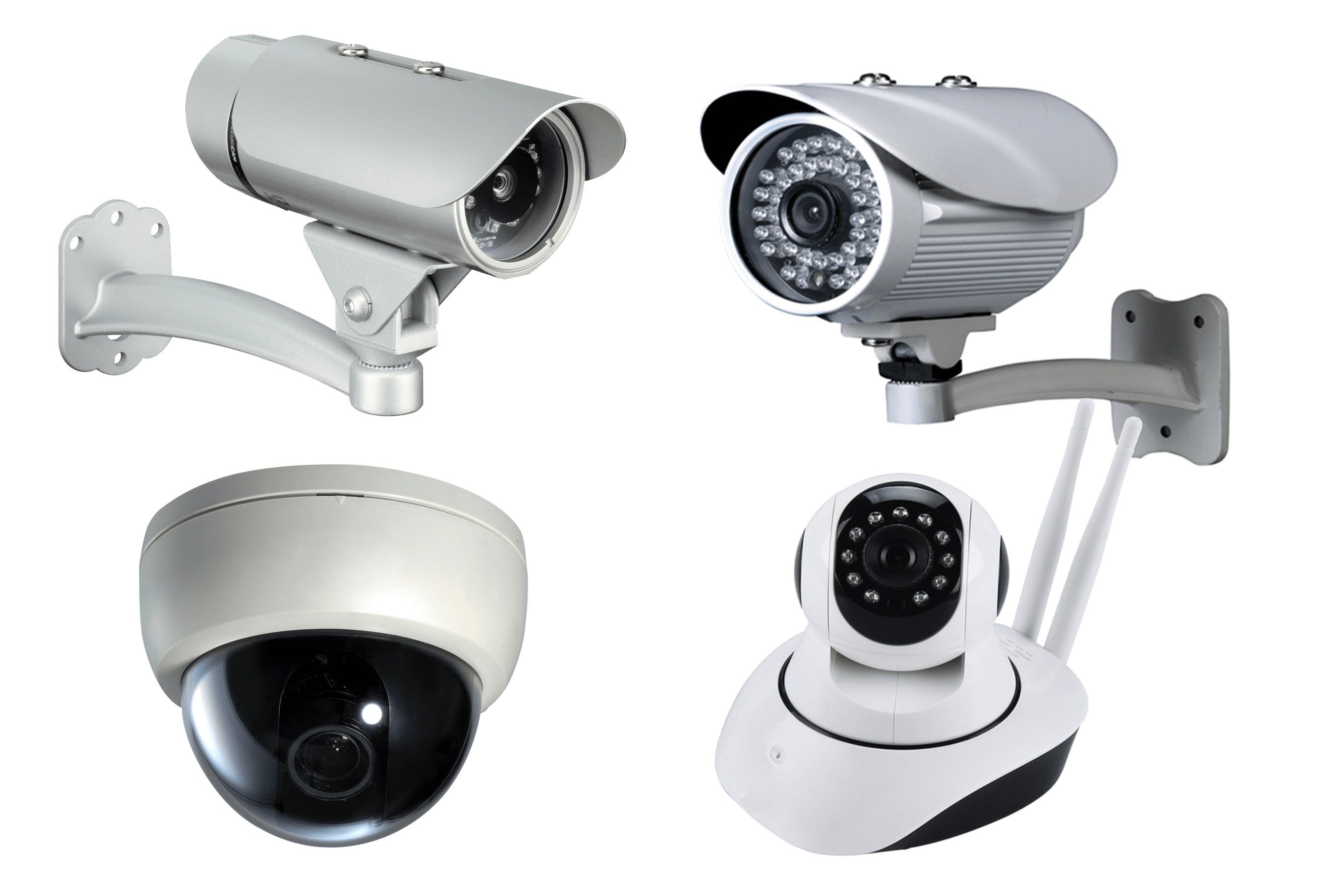 IP CCTV Cameras – Euro Tech